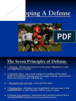 Developing a Defense