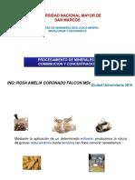 Minas01 Procesamiento de Minerales i Racf 2016-II 02