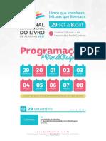 Bienal 2017 - Programação