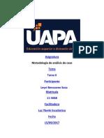 tarea II LEYVI METODOLOGIA DE ANALISIS DE CASO.docx