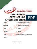 Monografía de La Facultad Derecho y Ciencias Políticas
