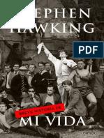 Breve historia de mi vida, Stephen Hawking.pdf