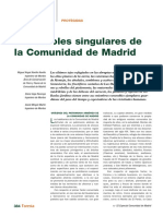 EP13 Los Arbles Singulares de La Comunidad de Madrid