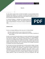 Resumen Ciclo Vital de La Familia Lauro Estrada