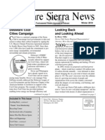 Winter 2010 Delaware Sierra Club Newsletter