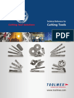 Technical Reference for CUTTING TOOLS