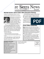 Spring 2010 Delaware Sierra Club Newsletter