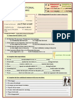 First Conditional Exercises Grammar Drills Grammar Guides Tests 83849