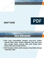 Desain Peta