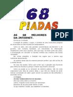 AS 68 MELHORES PIADAS DA INTERNET.pdf