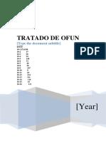 Tratado Deofun