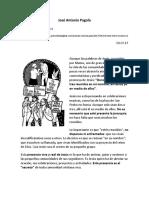 Pagola José Antonio - 2017 - Comentarios a Los Domingos de Septiembre 2017
