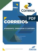 APOSTILA PREPARATÓRIA CORREIOS FOCUS 2016.pdf
