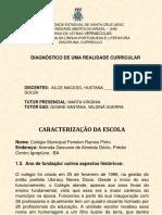 seminário CURRICULO