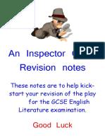 Eng Lit Revision Inspector Calls.pdf