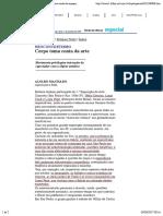 Texto - Folha - Neoconcretismo - 1998