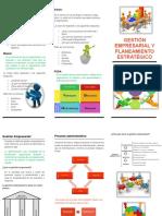 Gestión Empresarial y Planeamiento Estratégico