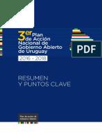 Plan de Gobierno Uruguay