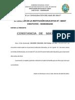 CONSTANCIA - 008 - PROG. JUNTOS 1 ALUMNO - BELL NATALY 2°