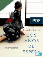Fumiko Enchi - Los anos de espera.epub