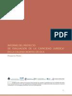 2015 01 27_informe Proyecto Montes de Oca. Capacidad Juridica