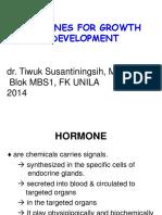 Hormones Mbs1 2014