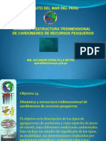 Dinamica y Estructura Tridimensional de Cardumenes(1)
