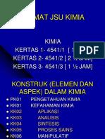 JSU Kimia SPM