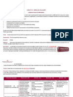 Rubrica - Evidencia Final de Aprendizaje - Tic IV - 20172