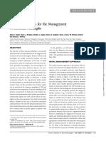 IDSA Meningitis