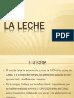 Clase01 Leche