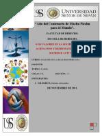 Los Valores en La Sociedad Peruana_ Alienacion y Deshumanizacion en La Sociedad Actual