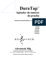 DuraTapManual Spa