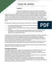 Manual Cajas Cambios Automatica Transmision Componentes Sistemas Funcionamiento
