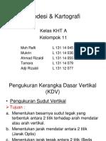 Tugas Geodesi Klpk 11