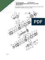 Carraro Transmission Assy%2c Secondary Shaft%2c 2 or 4 Wheel Drive%2c Models w%2fout Powershift Transmission