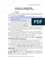 LOS ANIMALES EN LA HERBORISTERIA. PRODUCTOS TERAPÉUTICOS DE ORIGEN ANIMAL