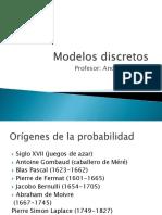 1. Modelos Discretos Clase 1