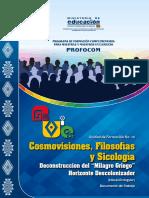 UF10 Cosmovisiones, Filosofías y Sicología 2017
