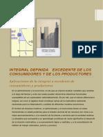 integraldefinidaexcedentedelosconsumidoresydelosproductores-140514095410-phpapp01