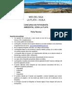 Formulario de Inscripcion Concurso de Fotografia Ambiental Michell Lemos