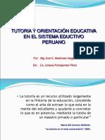 Tutoria y Orientacion Educativa