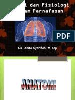 Anfis Sistem Pernafasan