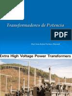 17Transfor Potencia Reactores
