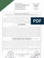 2-Antecedente de Derecho Poseción Sucursal de México