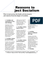10 Reasons to Reject Socialism