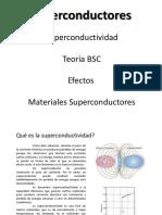 Superconductor Es 1