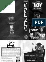 Toy Story - Manual - GEN