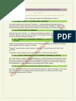 Five Principles of Good Course Design
