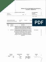M-QM-01 Rev01 Manual Sistemas Gestion Calidad y Ambiental